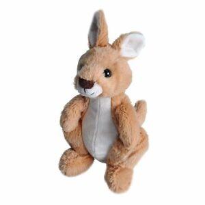 "Hug'ems KANGAROO soft plush stuffed toy 7""/17cm Wild Republic - NEW"