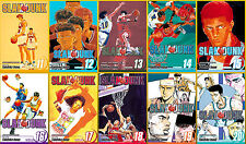 Slam Dunk Series MANGA by Takehiko Inoue Collection Volumes 11-20!