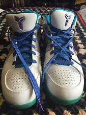 Nike Air Zoom Kobe IV 4 Wrong Draft Day 6/11/96 Bryant Men 13 RARE!