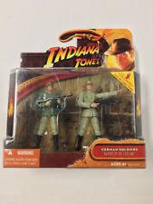 Indiana Jones GERMAN SOLDIERS 2-Pack Raiders of the Lost Ark Hasbro New Sealed