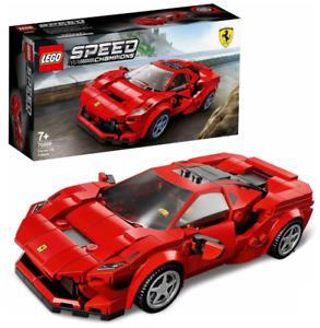 76895 LEGO Speed Champions Ferrari F8 Tributo Car Set Age 5+ 275pcs