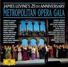 James Levine's 25th Anniversary - Metropolitan Opera Gala (CD)