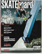 Transworld Skateboarding Magazine / Volume 29 / August 2011
