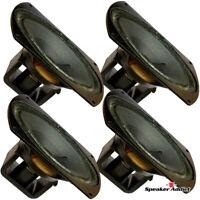 4PCS Vintage Alnico 4x6 Speaker 4 compact Acoustic Electric Guitar Amp Amplifier