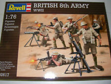 Revell British Military Personnel Toy Soldiers