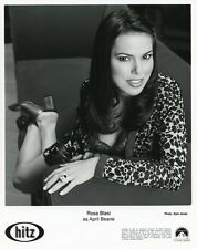 ROSA BLASI SMILING PORTRAIT HITZ ORIGINAL 1997 TV PRESS PHOTO