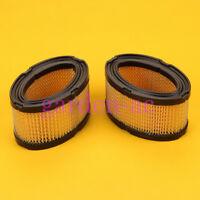 2pcs Air filter for 33268 Tecumseh HXL840 TVM195 HM 70 HM 80 HM100 Oregon 30-100