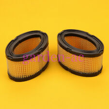 2pcs Air filter for 33268 Tecumseh HXL840 TVM195 HM 70 HM 80 HM100 Oregon 30-100