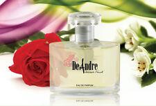 DeAndre Delicate Touch 50ml EDT Women Floral/Citrus/Fruit + bonus free perfume