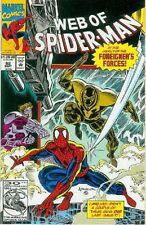 Web of spider-man # 92 (états-unis, 1992)