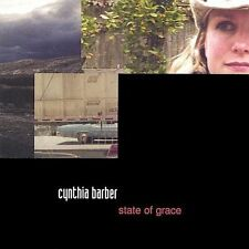 Cynthia Barber : State Of Grace CD