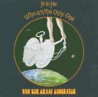 Van Der Graaf Generator - H To He Who Am The Only One (NEW CD)