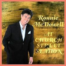 RONNIE MCDOWELL At Church Street Station 1986 [New CD] Sealed