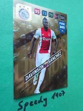 Panini Adrenalyn 2018 FIFA 365 Limited Edition Ajax Amsterdam Davinson Sanchez