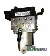ABS ANTI LOCK BRAKE PUMP ACTUATOR  04-09 TOYOTA PRIUS 44500-47141 / 44510-47050