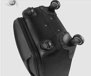 4 PCS Replacement Samsonite Trolley Luggage 360 spinner Wheels