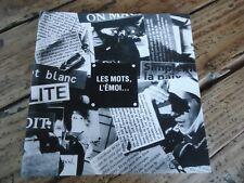 RARE LES MOTS L'EMOI LOFT IS LIFE PRESSE POESIE LIBERTE AMNESTY INTERNATIONAL