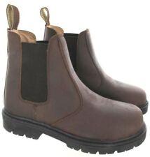 Calzado de niño sin marca color principal marrón