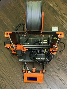 Original Prusa i3 MK2 3D Filament Printer Assembled And Ready To Use