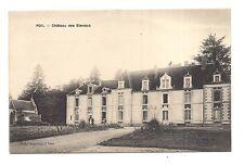 poil  château des etevaux
