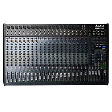 Alto Pro LIVE 2404 24 Channel 4 Bus + USB PA Mixer or Studio Mixing Desk 100x FX
