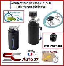 Récupérateur de vapeur d'huile SMG avec reniflard air/filtre convient NISSAN