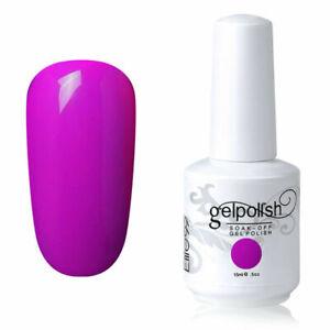 Elite99 UV Color Gel Nail Polish 15ML Manicure Lacquer Top Base Set Varnish DIY