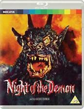 Night of The Demon Blu-ray DVD Region 2