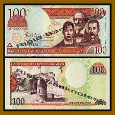 Dominican Republic 100 Pesos Oro, 2006 P-177a Unc