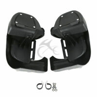 Lower Vented Leg Fairings Fit For Harley Touring Electra Glide FLHR FLTR 83-13