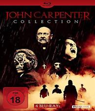 John Carpenter Collection [4 BRs] - (GERMAN IMPORT) (UK IMPORT) BLU-RAY NEW