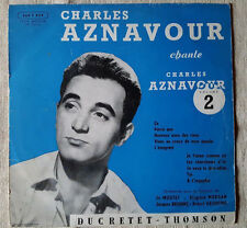 33 tours 25cm Charles AZNAVOUR chante Charles Az... Vol 2