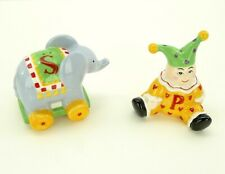 Mary Engelbreit 15th Anniversary Of Believe Salt And Pepper Shakers 1999