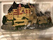 Danbury Mint Eltz Castle Enchanted European Castles Collection in Box
