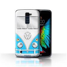 Fundas y carcasas Para LG K8 color principal azul para teléfonos móviles y PDAs LG