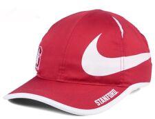 quality design 6c625 807d8 New Stanford Cardinal Nike Big Swoosh Adjustable Hat Cap Red White