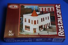 N SCALE Heljan Restaurant Kit, building, structure NIB