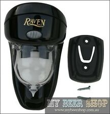 30ml RAVEN NIP POURER WITH MOUNT BAR SPIRITS ALCOHOL DISPENSER SHOT MEASURE