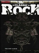 CLASSIC ROCK - October 2021 *UK/EU Postage Included