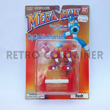 BANDAI CAPCOM MEGA MAN Action Figure - RUSH DOG New Sealed MISB MOC