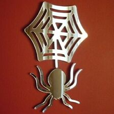 Spider & Web Acrylic Mirror (Several Sizes Available)