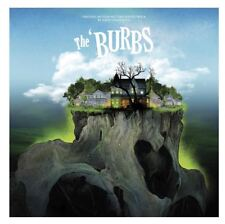 The Burbs - 2 x LP Complete - Coloured Vinyl - Limited Edition - Jerry Goldsmith