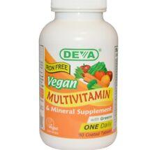 € 188,13 /  kg Deva, Supplément de multivitamine et de minéraux, fer libre, Vega