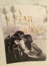 """LOT of 2 - A STAR IS BORN PROMO MOVIE POSTERS 11.5""""X 17 LADY GAGA BRADLEY COOPER"""