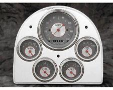 52 53 Ford Car Billet Aluminum Dash Insert Gauge Panel Instrument Cluster