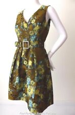 KAREN MILLEN Women's Dress  rrp $425.00 Sleeveless Shift Size 12 US 8 EU 40
