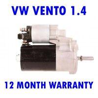 VW Vento 1.4 Sedán 1991 1992 1993 1994 1995 1996-1998 Motor de Arranque