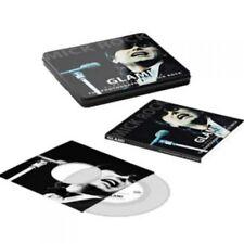 "Roxy Music  Bryan Ferry GLAM Mick Rock  Color Vinyl  7"" Metal Box + Photo Book"