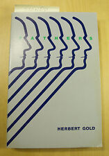 1980 SIGNED Book - FATHERS A Novel in the Form of a Memoir - Herbert Gold 5th ed