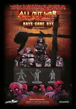 THE WALKING DEAD ALL OUT WAR - DAYS GONE BYE EXPANSION -  MANTIC - 1ST CLASS